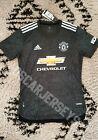 Maillot Jersey Manchester United Away 2021 Adidas Football Player premier league