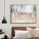 Home Hanging Decor Print Paper Canvas Wall Art Grass (white Serious) Poster