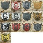 Metal Gear Solid MGS OUTER HEAVEN Special Force Group 3D PVC Patch