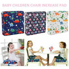 Soft Baby Children Chair Increase Pad Booster Seat Dinning Anti-slip Cushion