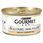 Purina Gourmet Solitaire Cat Food Cans (12 x 85G)
