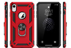 For iPhone XR Hybrid Case Dual Layer Bumper Phone Case Cover