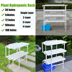 7 Styles Planting Hydroponic Grow kit Ebb Ladder System Vegetable Deep Water  picture