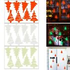 Pvc Wall Stickers Christmas Tree Removable Glowing Art Decals Wall Home Decor