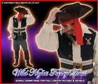 FANCY DRESS COSTUME ~ DISNEY JACK SPARROW SIZES SM - XL