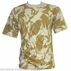 NEW Kids Army British Desert Camo T-Shirt Camouflage