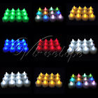 12PCS Turn OnOff LED Candles Wedding Party Xmas Favor
