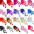 300PCS Silk Rose Petals Wedding Party New Table Decoration Flower