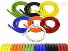 Silicone Vacuum Hose Turbo Dump valve Radiator Rubber Air Vac Coolant Pipe Tube