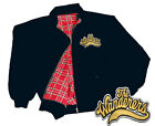 Harrington Punk Rock 50er Gang Rockabilly The Wanderers Stick vorne hinten