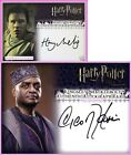 Kingsley Shacklebolt Dudley Dursley OP OotP Auto Autograph Card Harry Potter