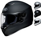 SHOEI QWEST MOTORBIKE MOTORCYCLE FULL FACE TOURING BIKE HELMET GHOSTBIKES