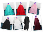 Hairdressing Hair Cutting Nylon Capes Salon Short Sleeve J0677