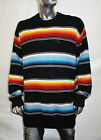 Enyce BLACK/MULTICOLOR Crewneck Sweater