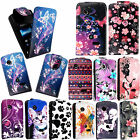 FOR SONY XPERIA TIPO ST21i STYLISH PRINTED LEATHER MAGNETIC FLIP CASE COVER