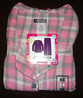 JOE BOXER WOMENS Plus  FLANNEL PAJAMA SET NWT  Size-1X ,2X,4X