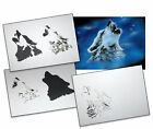 Step by Step Airbrush Stencil Template AS-001  ~ UMR-Design