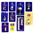 Dolls House Accessories - Lighting & Electrical - Assorted Items / Designs - NEW