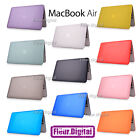 "Ultra-thin Crystal Glossy Hardshell Case Cover For 11.6"" 13"" Apple Macbook Air"