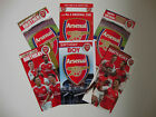 Arsenal Birthday Card Son Brother Grandson Crest Team