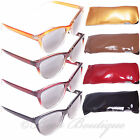 Eye Time Large Reading Sun Glasses Ladies +1 +1.5 +2 +2.5 +3 ET1098 Vintage