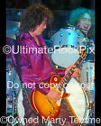 JIMMY PAGE PHOTO PAGE PLANT MICHAEL LEE DRUMS Sunburst LP 1995 by Marty Temme 2