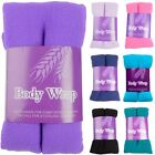 Microwavable Wheat & Lavender Filled Heat Pad For Soothing Back Neck Period Pain