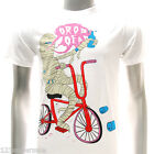 dd20w Sz M L DD T-shirt Tattoo Dead Drunk Mummy Ghost Fixed Gear Biker Graffiti
