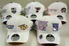 NHL Reebok Curve Brim Pro Shape Cap Hat Teams Assorted NEW
