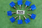 1k/2k/5k/10k/100k/100/50k/20k/500 ohm Rotary Potentiometer pot 10Turn mah