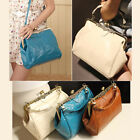 New Women Retro Vintage Shoulder Handbag Satchel Cross Body Totes Bag 3 Color O