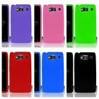 For Motorola Droid RAZR Maxx HD XT926 Cover Colorful Solid Silicone Soft Case