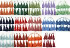 10 x Key Tassel Tie Backs 14 Colour Options Tiebacks Pack of 10 NEW