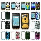 For Huawei Ascend Y M866 H866C Funny Design Hard Cover Case Phone Accessory