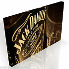 Jack Daniels JD Art Print ★ Top Quality Box Canvas Ready to Hang ★ A1 A2 A3