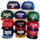 NBA Adidas Two-Tone Wool Blend Snapback Hat Cap Eastern Conference Teams Playoff on eBay