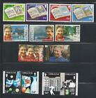 Gibraltar QEII -  1991 to 1993 - Sg 649 to 716 - Multiple Listing - MNH