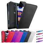 LEATHER FLIP CASE COVER FITS HTC 8S WINDOWS FREE SCREEN PROTECTOR