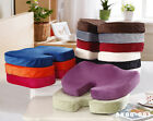 Soft Warm Plush Seat Cushion/Saddle Luxury Memory Cotton Fit Car Home Office New
