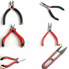 For DIY 1Pc Mixed Round Flat Nose Pliers Beading Jewelry Making Tools