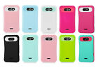 LG Motion 4G MS770 TPU Candy HYBRID GLOW Case Protector Phone Cover Accessory