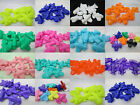 10 Novelty 25mm Plane / Airplane Pony beads - color Choice