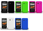 1 Smooth Silicon Soft Case For Samsung Galaxy Precedent SCH-M828C Prepaid Phone