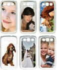 Personalized Photo Samsung Galaxy S3 Custom Picture Silicone  Rubber Case Cover