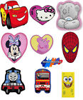 BOYS AND GIRLS CHARACTERS OFFICIAL  BEDROOM FLOOR RUGS NEW