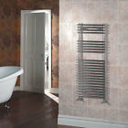 All Kudox Chrome Bar on Bar Heated Towel Radiator Rails