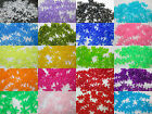 50 - 18mm Starflake / Paddlewheel Beads Color Choice
