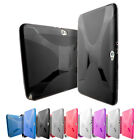 Protective X-Line Gel Series Case Cover For Samsung Galaxy Note 10.1