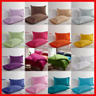 2* Pillow Cases 45x75cm Pillow Cases 100%Cotton Decorative Couch Cushion Covers
