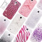 LUXURY CRYSTAL DIAMOND CRYSTAL GEM BLING BLING CASE COVER FOR SAMSUNG GALAXY S4